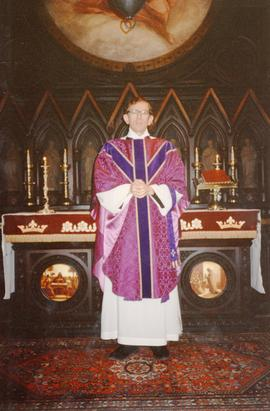 Purple vestments photographs