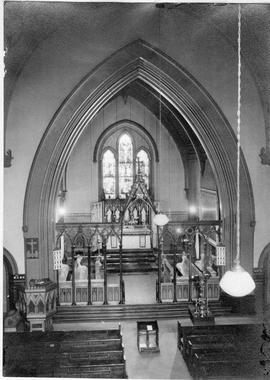 St. Peter's Cathedral interior photograph