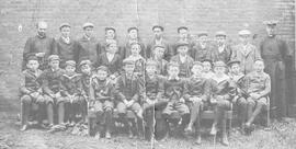 St. Peter's Boys School class photographs