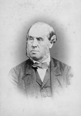William Cundall portrait