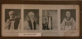 "Church of England's ""Firsts"" in Canada framed images"