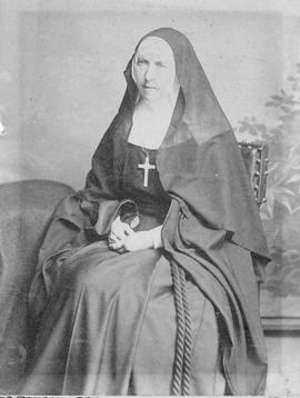 Sister Theresa Cundall portrait