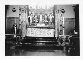 St. Peter's Cathedral altar photograph