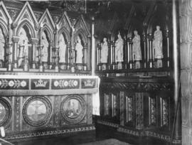 All Souls' Chapel altar photographs
